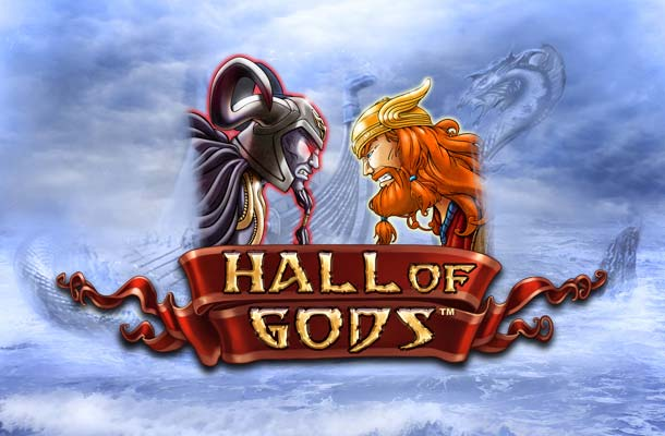 20 freespins på hall of gods